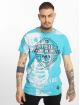 Yakuza T-Shirt Xray blue 2