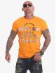 Yakuza T-Shirt Swine gelb