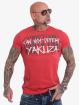 Yakuza T-Shirt Party Time green
