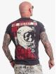 Yakuza T-Shirt Galaxy gris