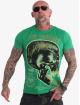 Yakuza t-shirt Fcku groen