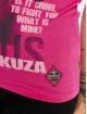 Yakuza T-Shirt Join Us V-Neck magenta