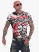 Yakuza T-shirt Killing Fields nero
