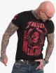 Yakuza T-Shirt Afraid To Die noir