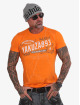Yakuza T-Shirt Room In Hell orange