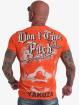 Yakuza T-Shirt Give A Fck orange