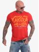 Yakuza T-Shirt Once Upon red