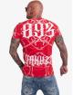 Yakuza T-Shirt Barbwire red