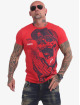 Yakuza T-Shirt Carnal red
