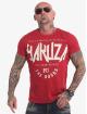 Yakuza T-shirt Boobs röd