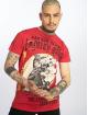 Yakuza t-shirt Loyality rood 0