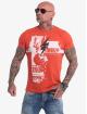 Yakuza t-shirt Crucified rood