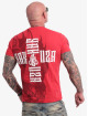 Yakuza T-shirt Dragon rosso