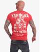 Yakuza T-Shirt Hey Satan rot