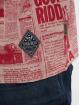 Yakuza T-Shirt Escobar rouge 1