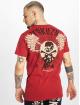 Yakuza T-Shirt Nippon Skull rouge