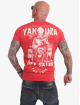 Yakuza T-Shirt Hey Satan rouge