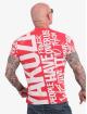Yakuza T-Shirt Power Over Us Allover rouge