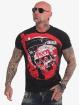 Yakuza T-Shirt Fantasize schwarz