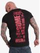 Yakuza T-Shirt Afraid To Die schwarz