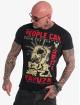 Yakuza T-Shirt People schwarz