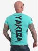Yakuza T-Shirt Gaucho türkis