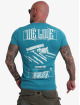 Yakuza T-Shirt We Love turquoise