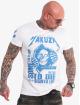 Yakuza T-Shirt Afraid To Die white