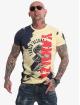 Yakuza T-Shirt Raid yellow
