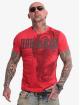Yakuza T-shirts Dragon rød