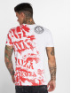 Yakuza T-Shirty Club bialy
