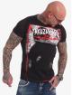Yakuza T-Shirty Scrap czarny