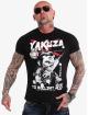 Yakuza T-Shirty Stupidity czarny