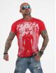 Yakuza T-Shirty Lock Up czerwony