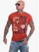 Yakuza T-Shirty Run For Cover czerwony