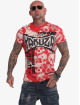 Yakuza T-Shirty Killing Fields czerwony