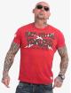 Yakuza T-Shirty F.Y.A. czerwony