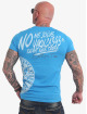 Yakuza T-Shirty Jodas niebieski