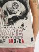 Yakuza T-Shirty Bad Company Racerback szary