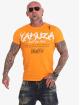 Yakuza T-Shirty Buy Happiness zólty