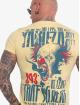 Yakuza T-skjorter Piss Off gul