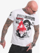 Yakuza T-skjorter Earth hvit