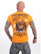 Yakuza T-skjorter Fly oransje