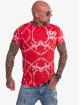 Yakuza T-skjorter Barbwire red