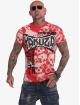 Yakuza T-skjorter Killing Fields red