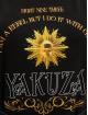 Yakuza Tričká Rebel Wide Crew èierna