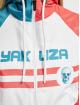 Yakuza Übergangsjacke Two Step weiß