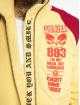 Yakuza Veste mi-saison légère Lily Skull Two Face Training jaune 2