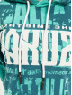 Yakuza Vestido Grunge turquesa