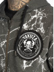 Yakuza Zip Hoodie Marble gray 4